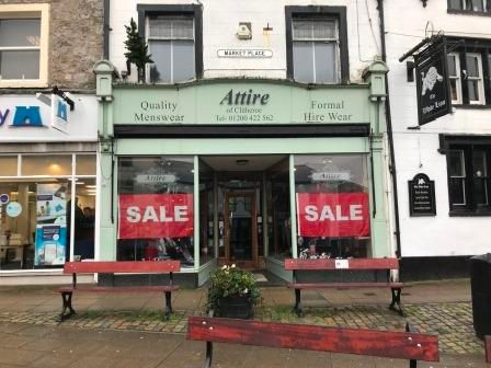 Thumbnail Retail premises to let in Market Place, Clitheroe