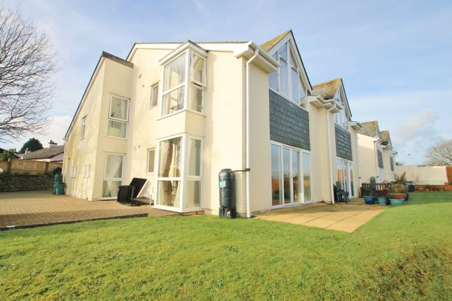 Thumbnail Flat for sale in Longmeadow Court, Saltash, Cornwall