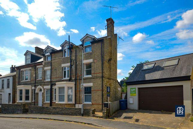 Thumbnail Flat to rent in Alpha Road, Cambridge