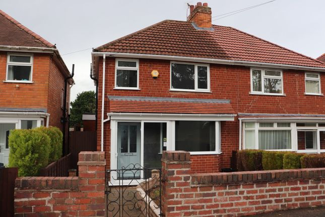 Thumbnail Semi-detached house for sale in Monyhull Hall Road, Birmingham