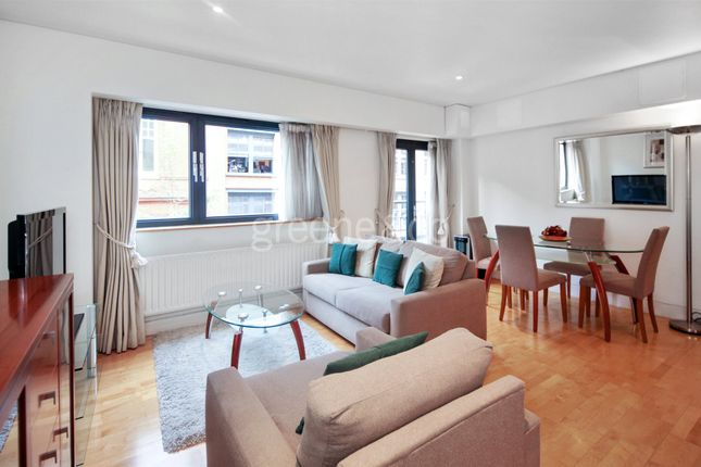 Thumbnail Property to rent in Millennium Heights, 1 Britton Street, London