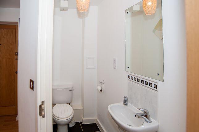 Cloakroom Guest Toilet