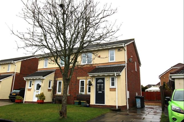 Thumbnail Semi-detached house to rent in Crowell Way, Walton-Le-Dale, Preston