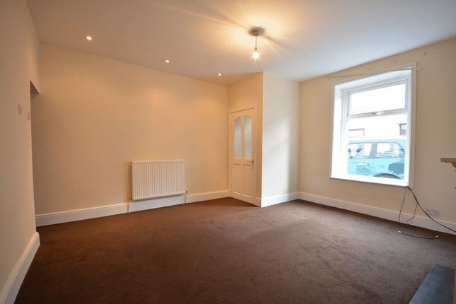 Thumbnail Terraced house to rent in Lee Street, Accrington