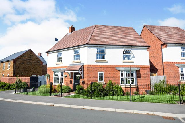 Thumbnail Detached house for sale in Brooks Drive, Harbury, Leamington Spa