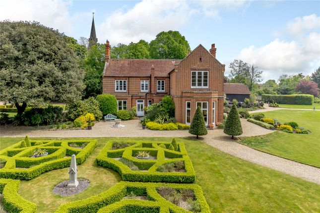 Thumbnail Detached house for sale in Church Road, Wickham Bishops, Witham, Essex