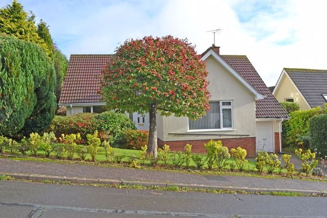 Detached bungalow for sale in Woolbrook Meadows, Sidmouth