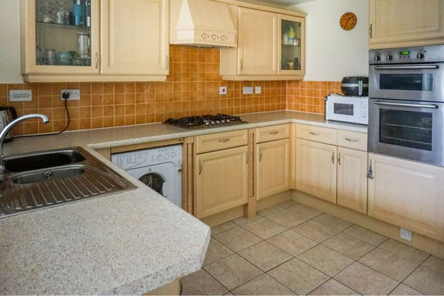Kitchen of Kings Stand, Mansfield NG18