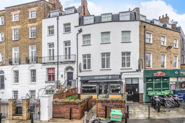 Thumbnail Restaurant/cafe to let in 344 Kennington Road, London