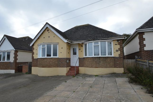 Thumbnail Detached bungalow for sale in York Road, Bexhill-On-Sea