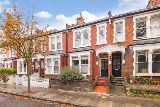Thumbnail Terraced house for sale in Harberton Road, Whitehall Park, London