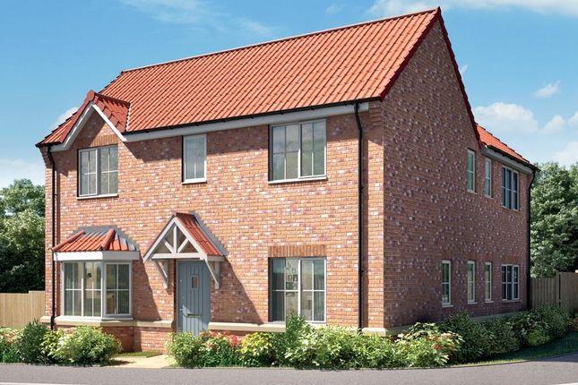 Thumbnail Detached house for sale in Pinfold Garth, Sherburn In Elmet, Leeds