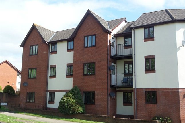 2 bed flat for sale in Meads Court, Bulwark Avenue, Chepstow, Monmouthshire