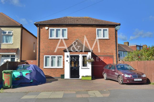 Thumbnail Detached house for sale in Craven Gardens, Barkingside, Ilford