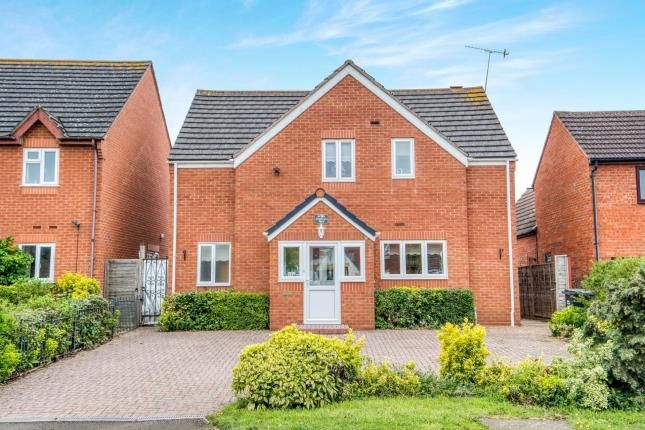 Thumbnail Detached house for sale in Station Road, Bretforton, Evesham, Worcestershire