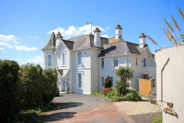 Thumbnail Flat for sale in Holm Lodge Livermead Hill, Torquay
