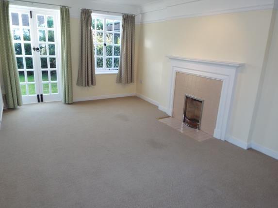 Lounge of Highfield, Southampton, Hampshire SO17