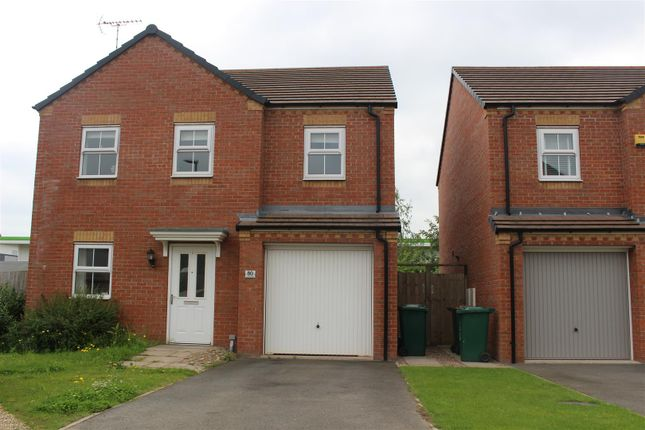 Thumbnail Detached house for sale in Lyons Drive, Coventry