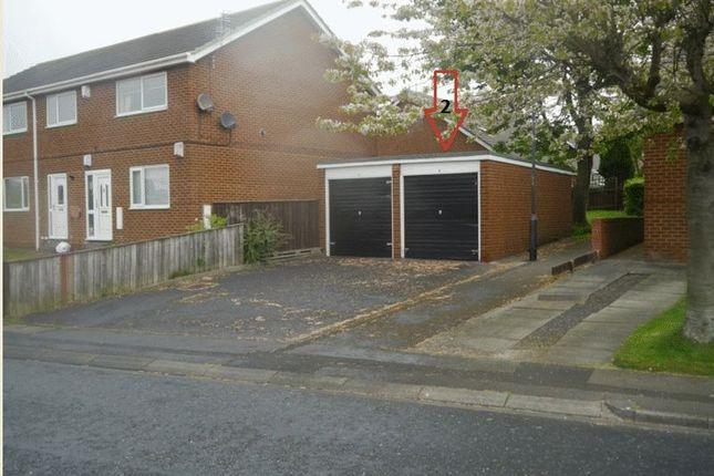Parking/garage for sale in Single Garage (2), Norfolk Way, West Denton