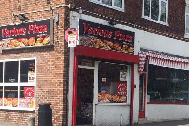 Restaurant/cafe for sale in Heathcote Street, Kidsgrove, Stoke-On-Trent