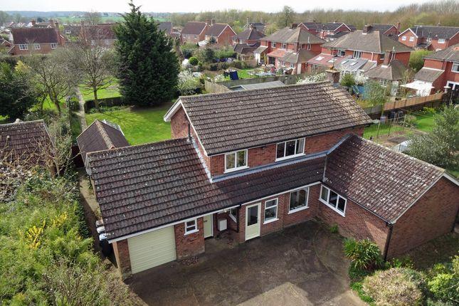 Thumbnail Detached house for sale in Pembroke Road, Framlingham, Woodbridge