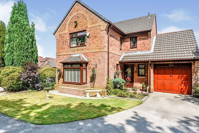 Thumbnail Detached house for sale in Newbold Grove, Liverpool, Merseyside