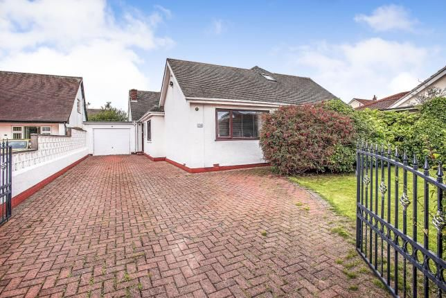 Thumbnail Bungalow for sale in Rowland Lane, Thornton-Cleveleys, Lancashire, .