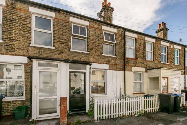 Thumbnail Terraced house for sale in Jennett Road, Croydon