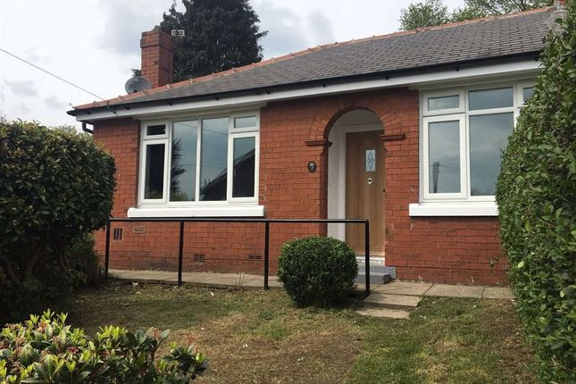 Thumbnail Semi-detached bungalow to rent in Beech Avenue, Boothstown, Manchester