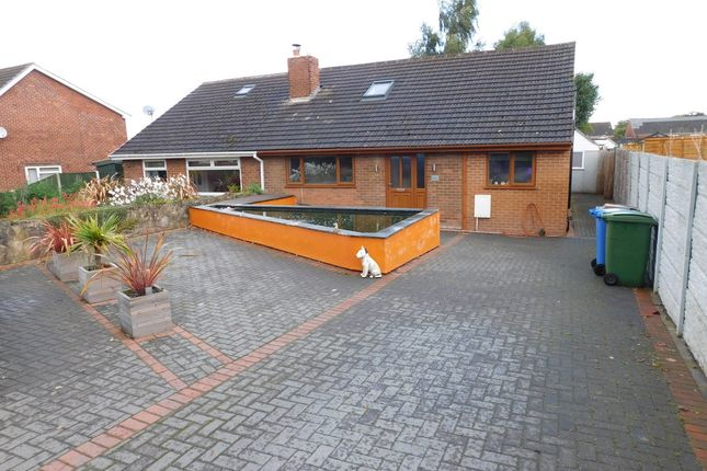 Thumbnail Semi-detached house for sale in Littlewood Lane, Mansfield Woodhouse, Mansfield