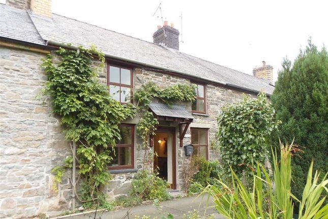 Thumbnail Cottage to rent in Minafon, Bont Dolgadfan, Llanbrynmair, Powys