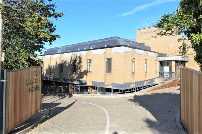 2 bed flat for sale in Old Custom House, Main Road, Harwich, Essex CO12