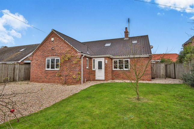 Thumbnail Property for sale in Whitwell Road, Sparham, Norwich
