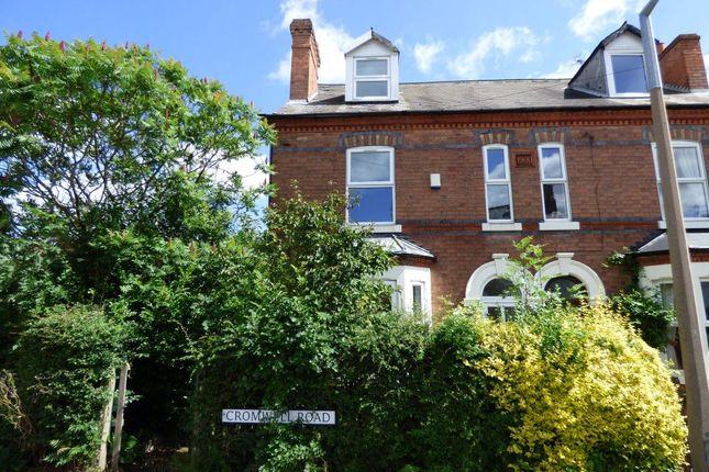 Thumbnail Semi-detached house to rent in Cromwell Road, Beeston, Nottingham