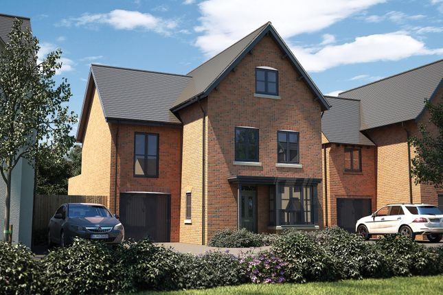"Thumbnail Detached house for sale in ""The Avebury"" at Prestbury Road, Prestbury, Cheltenham"