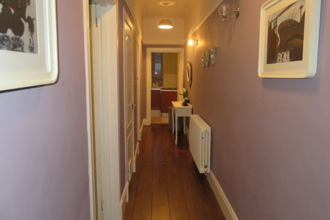 Hallway of Frederick Street, Coatbridge ML5