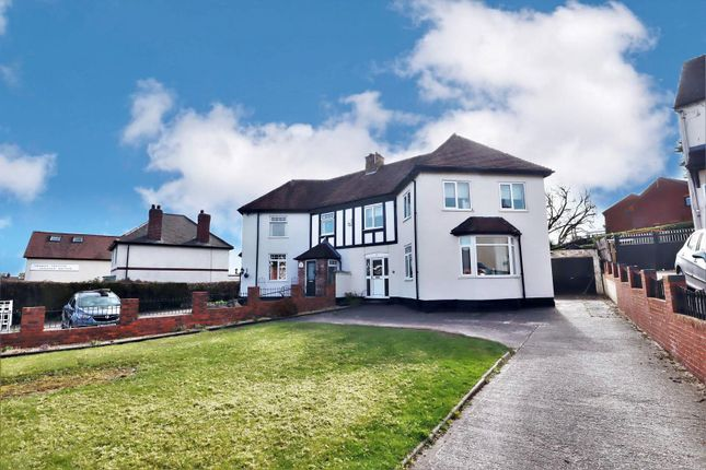 2 bed semi-detached house for sale in Hagley Road, Rugeley WS15