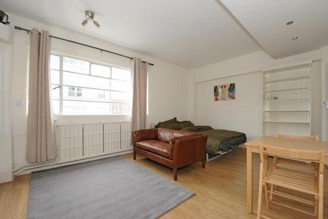 Studio Room of Broadwalk Court, Palace Gardens Terrace W8,