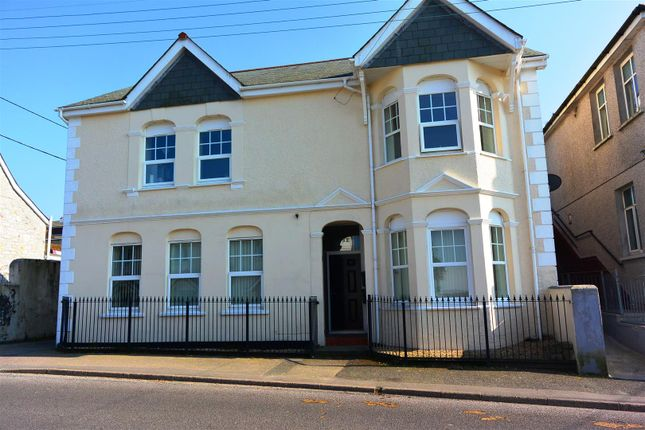 Thumbnail Flat to rent in Fore Street, St. Dennis, St. Austell