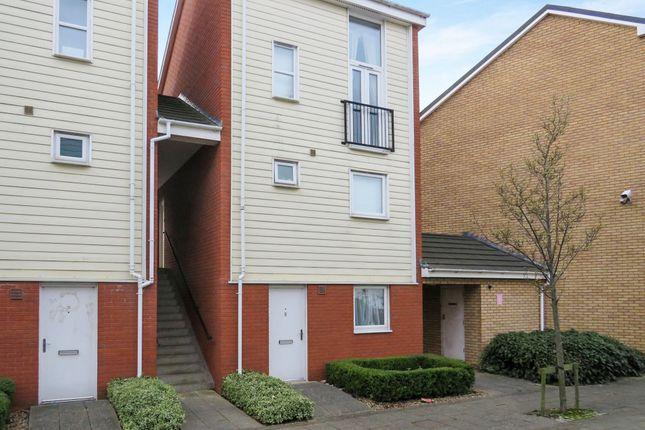 Thumbnail Flat for sale in Merlin Walk, Castle Vale, Birmingham