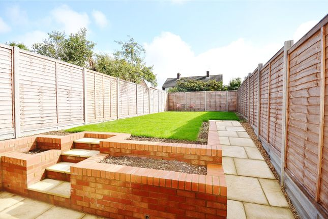 Thumbnail Semi-detached house for sale in Meriden Way, Garston, Hertfordshire