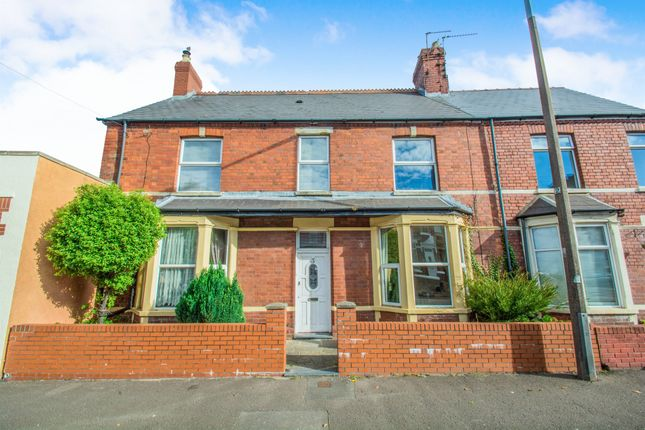 Thumbnail Semi-detached house for sale in Redbrink Crescent, Barry