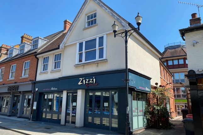 Thumbnail Restaurant/cafe to let in St Nicholas Street, Ipswich
