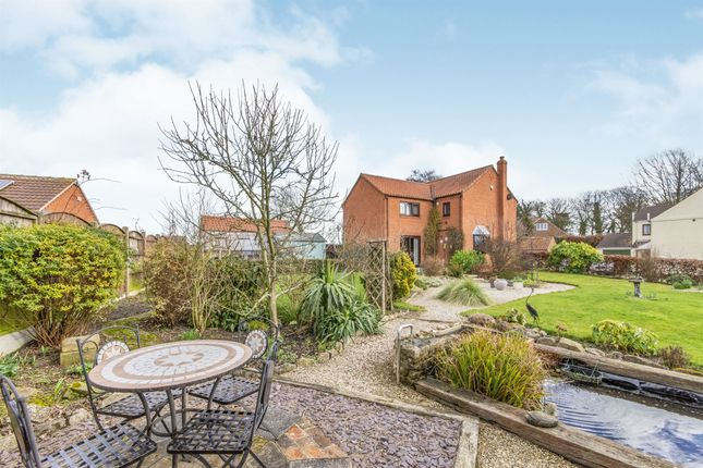 Thumbnail Detached house for sale in Finkell Street, Gringley-On-The-Hill, Doncaster