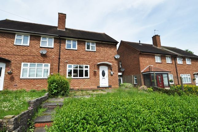 Thumbnail Semi-detached house to rent in Meadvale Road, Rednal, Birmingham