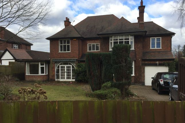 Thumbnail Detached house to rent in Adams Hill, Wollaton