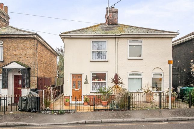 Thumbnail Semi-detached house for sale in Broadoak Chase, Mill Road, Great Totham, Maldon