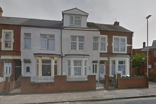 Thumbnail Terraced house for sale in Mere Road, Leicester