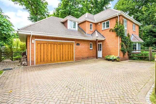 Thumbnail Detached house for sale in Water Lane, Greenham, Thatcham, Berkshire