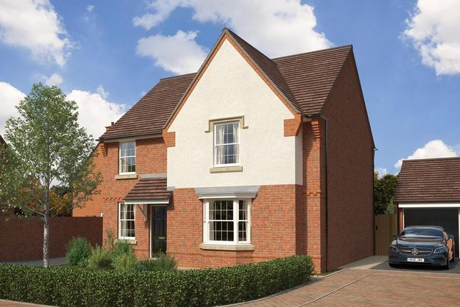 "Thumbnail Detached house for sale in ""Bradbury"" at St. Lukes Road, Doseley, Telford"